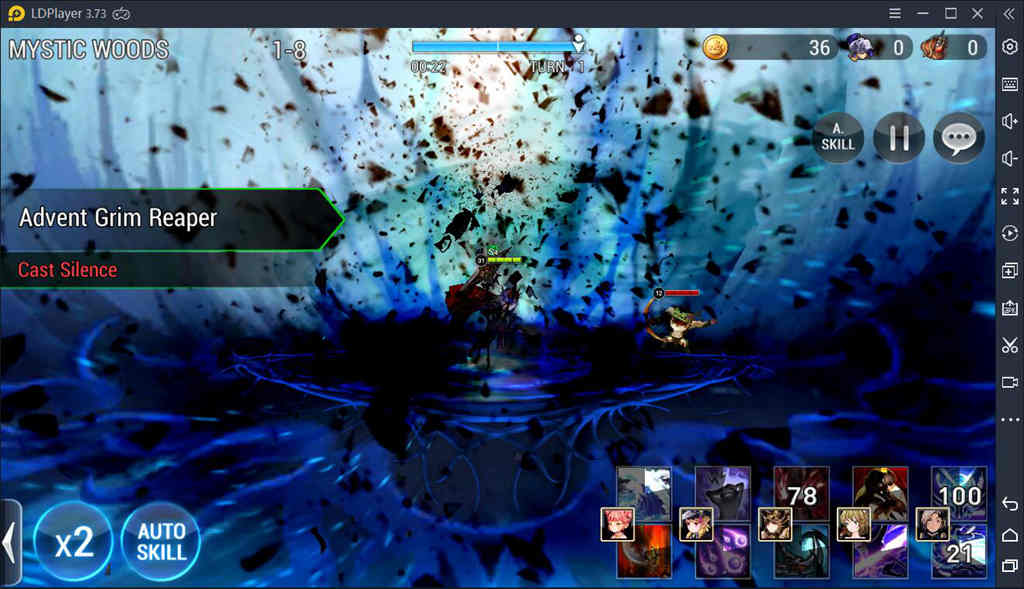 Play Seven Knights With Bigger Screen