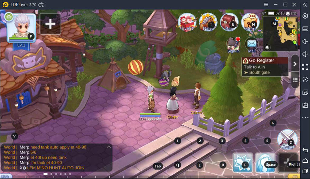 Ragnarok M Eternal Love On PC With LDPlayer