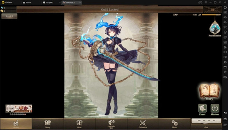 How to Play SinoAlice on Windows PC