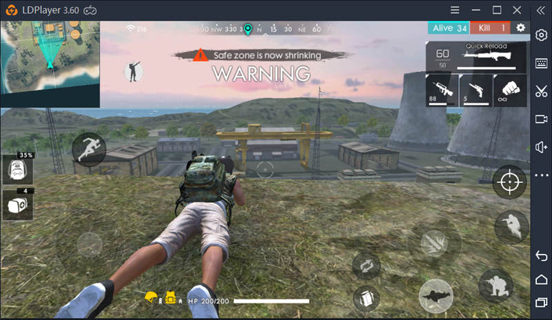 Play Garena Free Fire on PC: Be the Best Player in the World