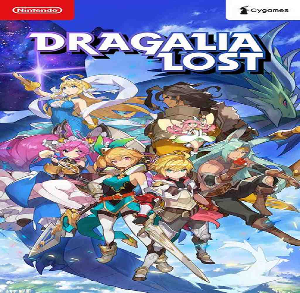 dragalia lost screen