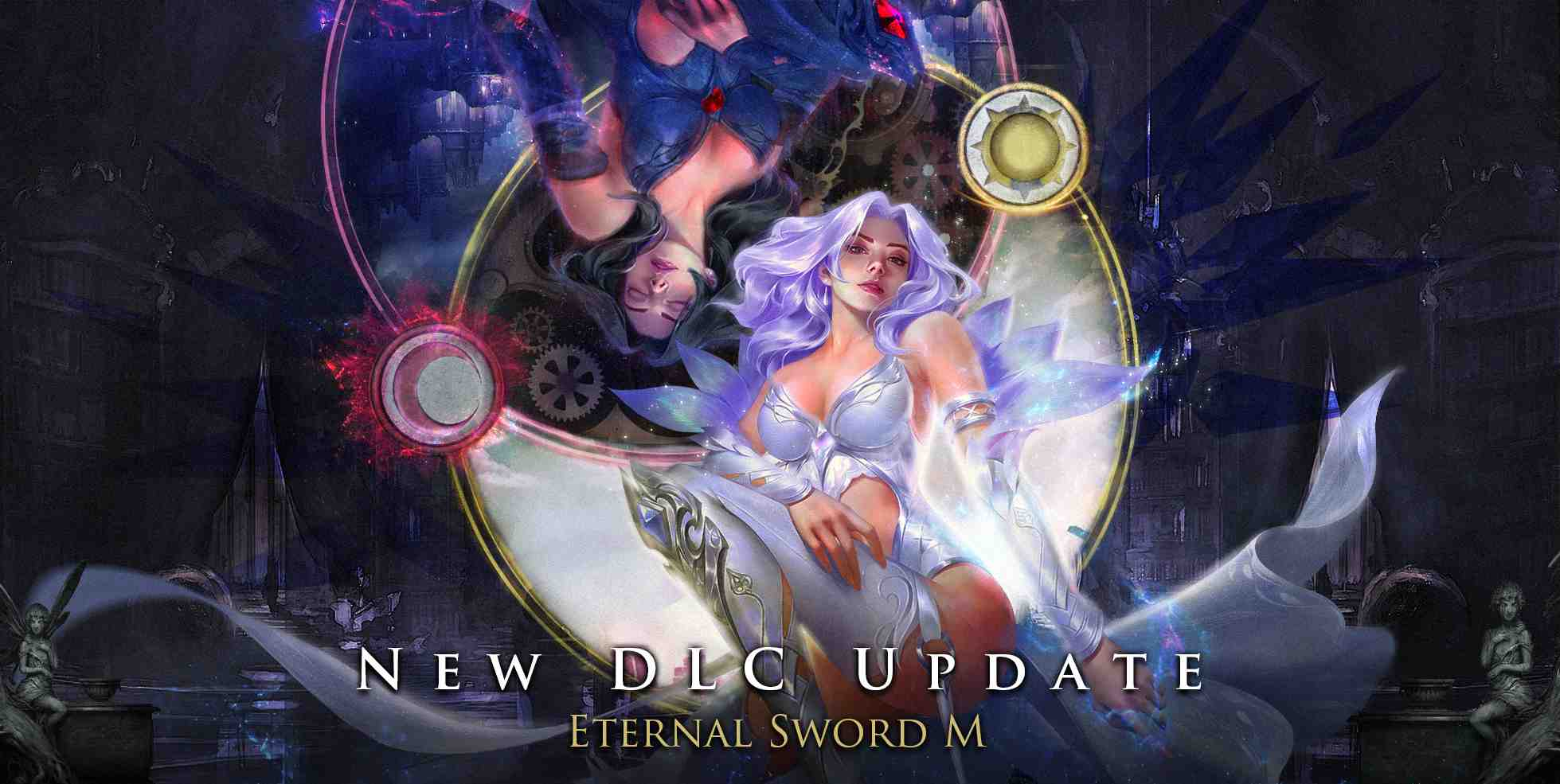 Eternal Sword M – New DLC Update: Mecha Era