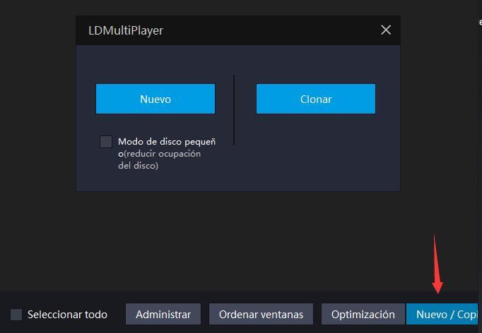 Instancia múltiple en emulador   Cómo usar la herramienta LDMultiplayer