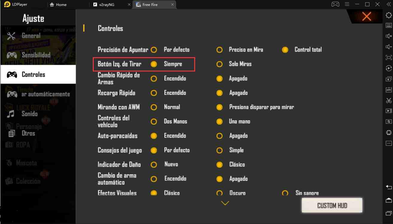 Problema resuelto de los retrasos del juego Garena Free Fire en las versiones 3.94 y 4.0.27
