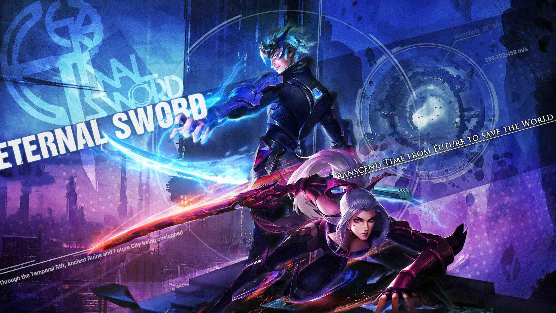 Eternal Sword M akan dirilis secara Global pada 24 Maret!