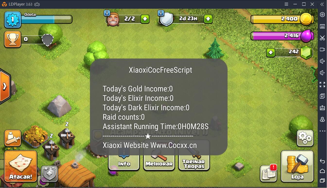 Dicas para jogar Clash of Clans em PC
