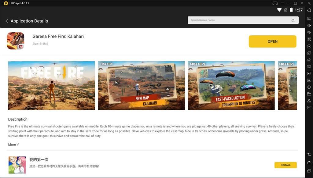 Melhor Emulador para Jogar Free Fire no PC com Alto Desempenho