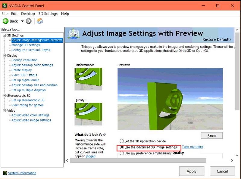 เปลี่ยน integrated graphics เป็น Discrete Graphic อย่างไร