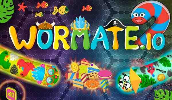วิธีเล่น wormate.io บน PC