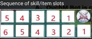 Auto use skills