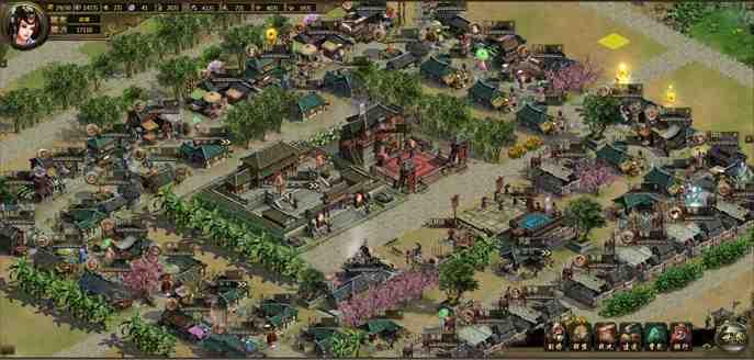 三國策略頁遊《龍虎三國傳》搶先釋出遊戲資訊
