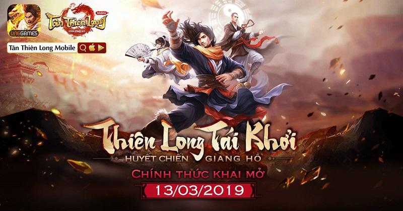 Hướng dẫn chơi Tân Thiên Long Mobile trên PC