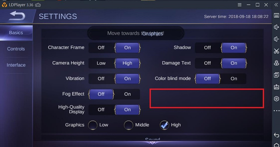 How to play Mobile Legends: Bang Bang at 60 FPS