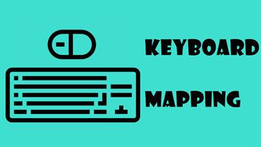 Guide d'utilisateur - mapping du clavier
