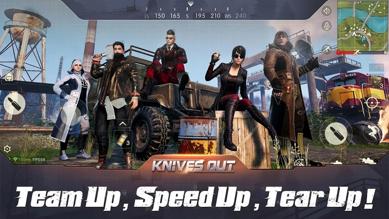 play Knives Out on pc