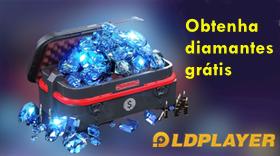 Como obter diamantes grátis em Garena Free Fire?
