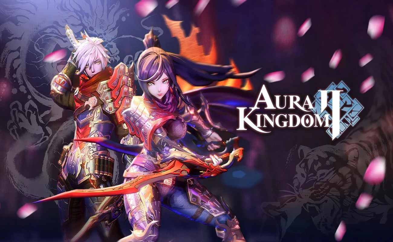 Aura Kingdom 2: In-game Classes and Characters