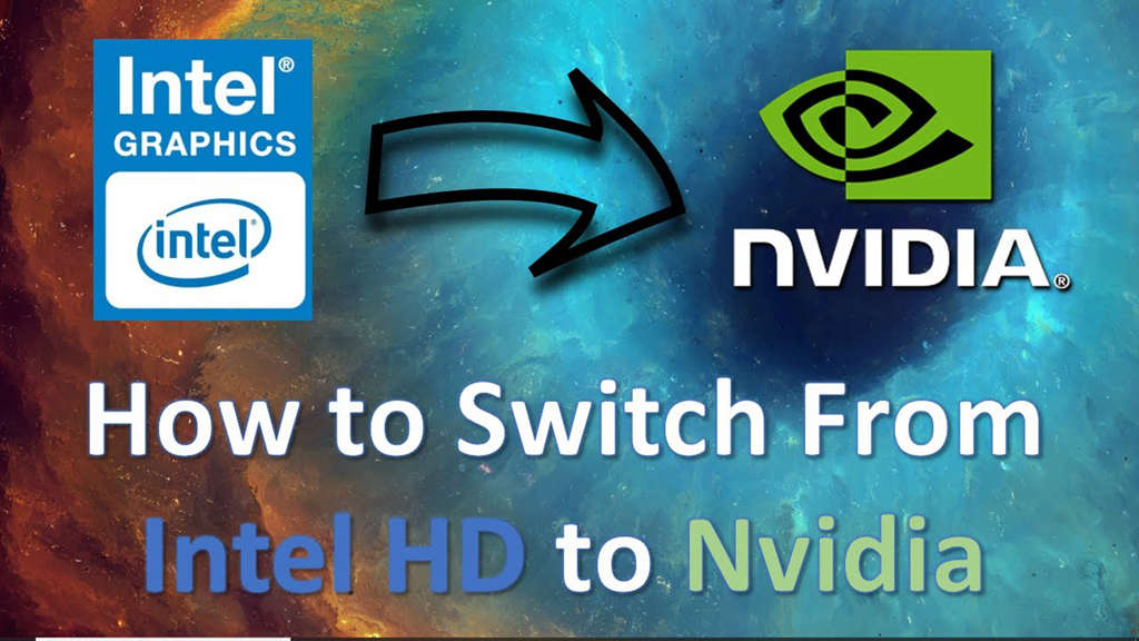 How to Switch From Integrated GPU to Dedicated GPU (NVIDIA-AMD)