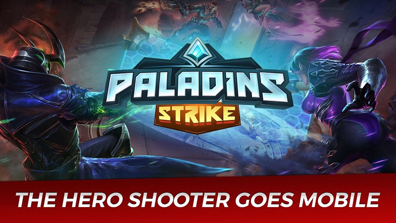 play Paladins Strike on pc