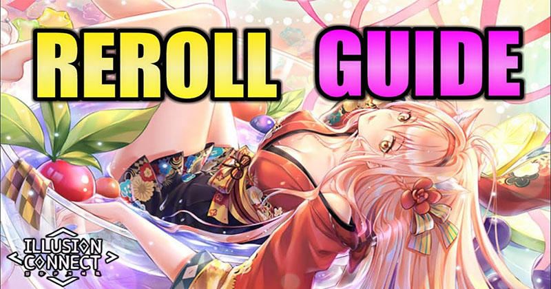 Illusion connect: Reroll Guide & Reroll Tier List Who To Pick