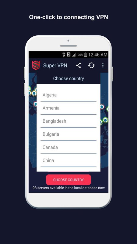 play Super VPN on pc