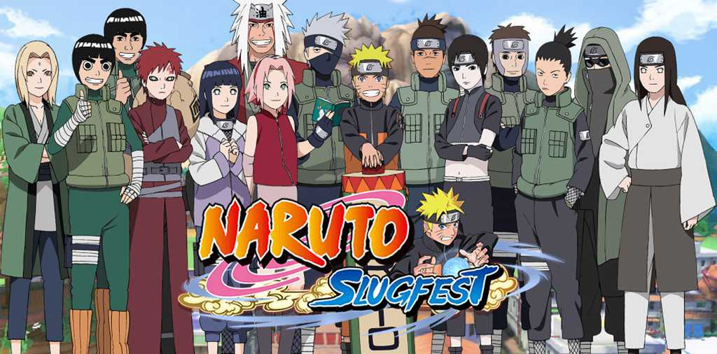 How to Play Naruto Slugfest on PC & Gameplay Review