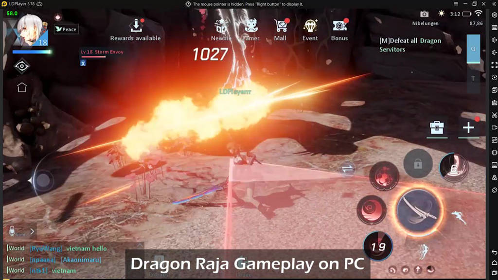 Dragon Raja on PC: Best Emulator&Settings (60FPS)