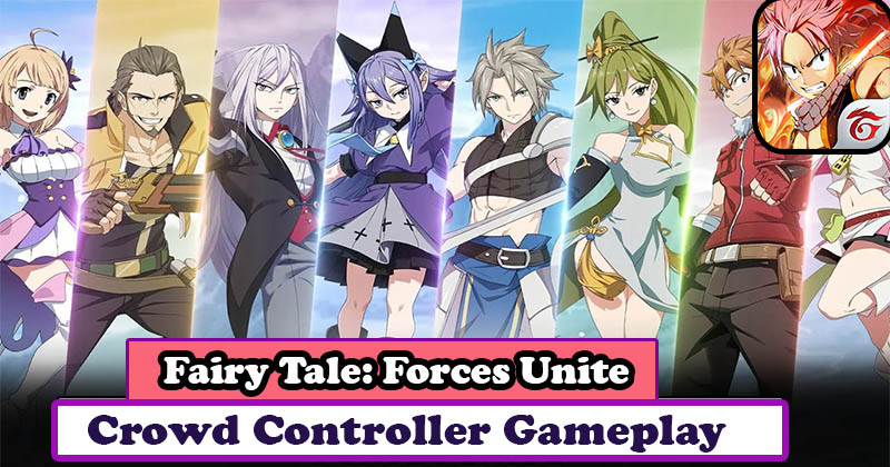 Fairy Tale: Forces Unite: Crowd Controller Gameplay