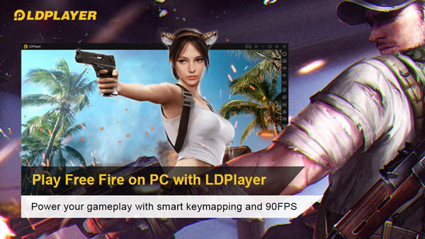 Free Fire for PC: High FPS Settings with...