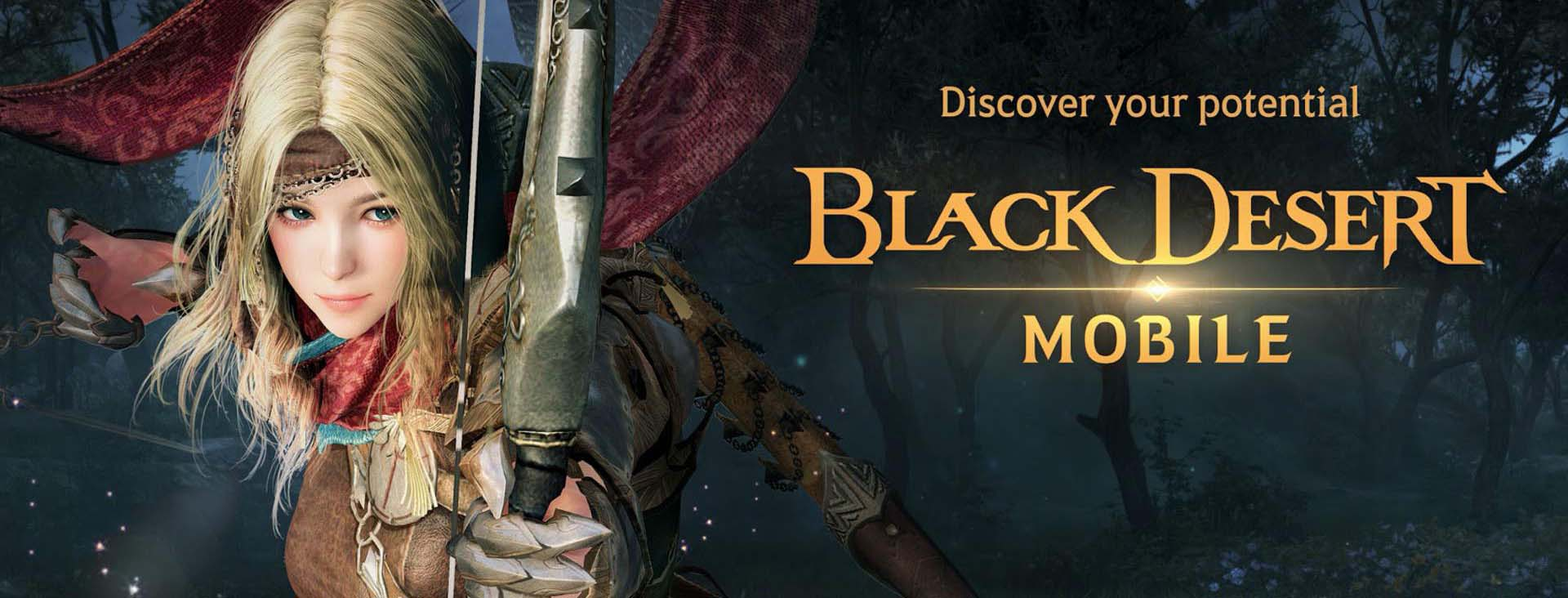 Black Desert Mobile	 on pc