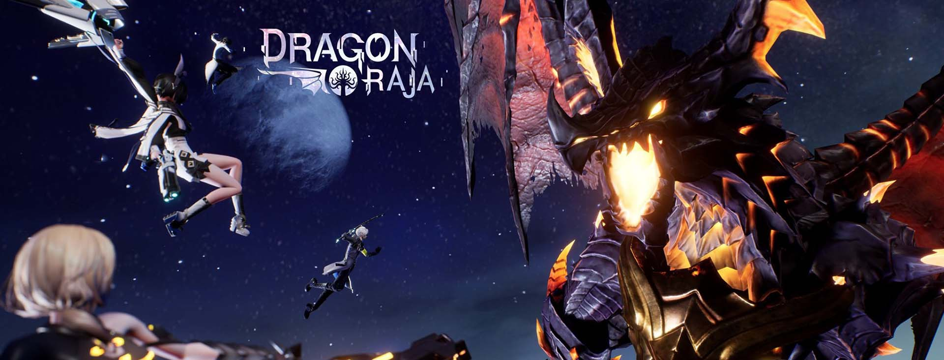 Dragon Raja on pc