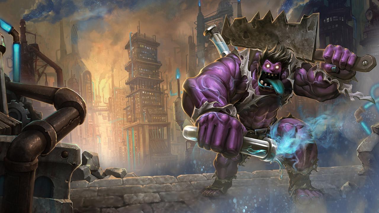 【攻略】《英雄聯盟:激鬥峽谷》蒙多醫生連招技巧