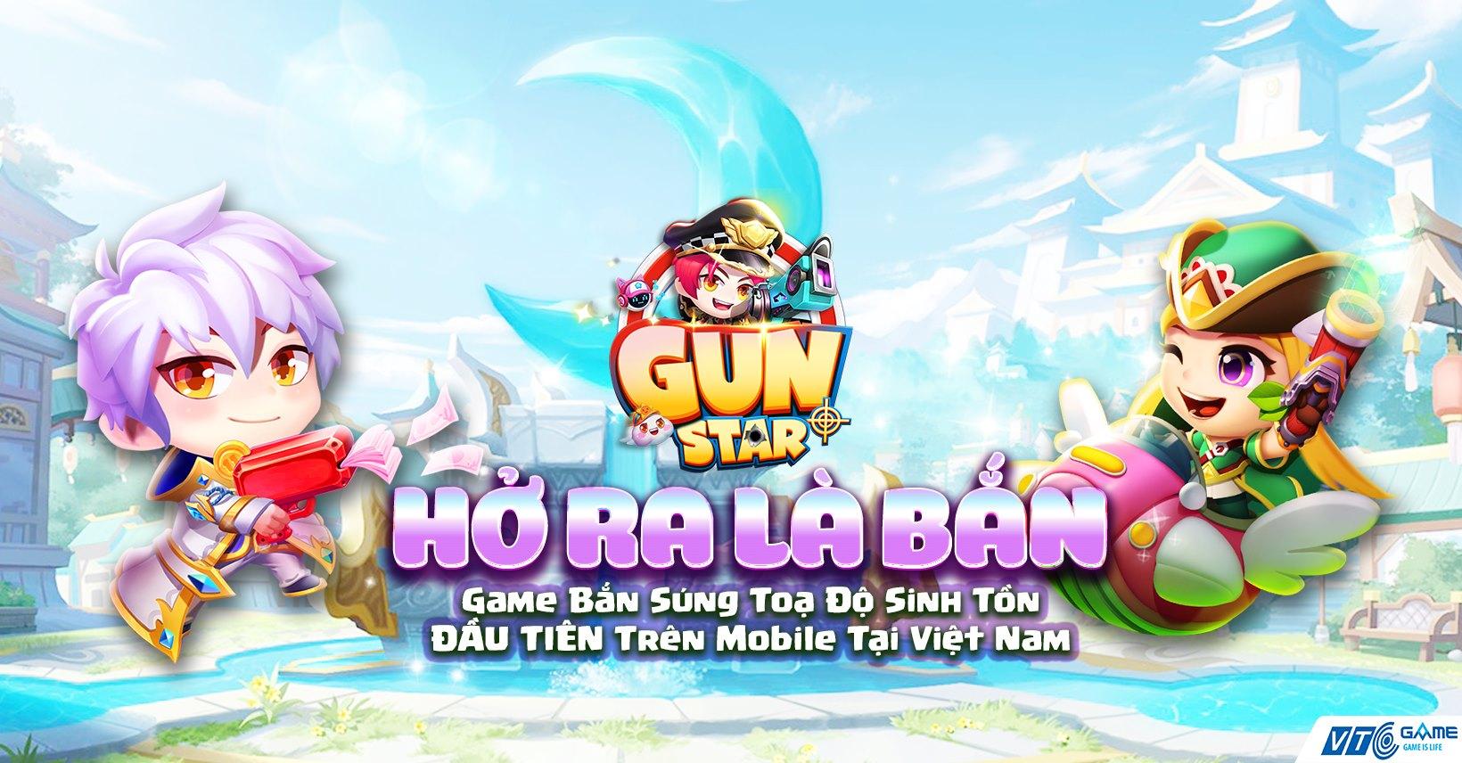 Code Gun Star VTC Game mới nhất 2021