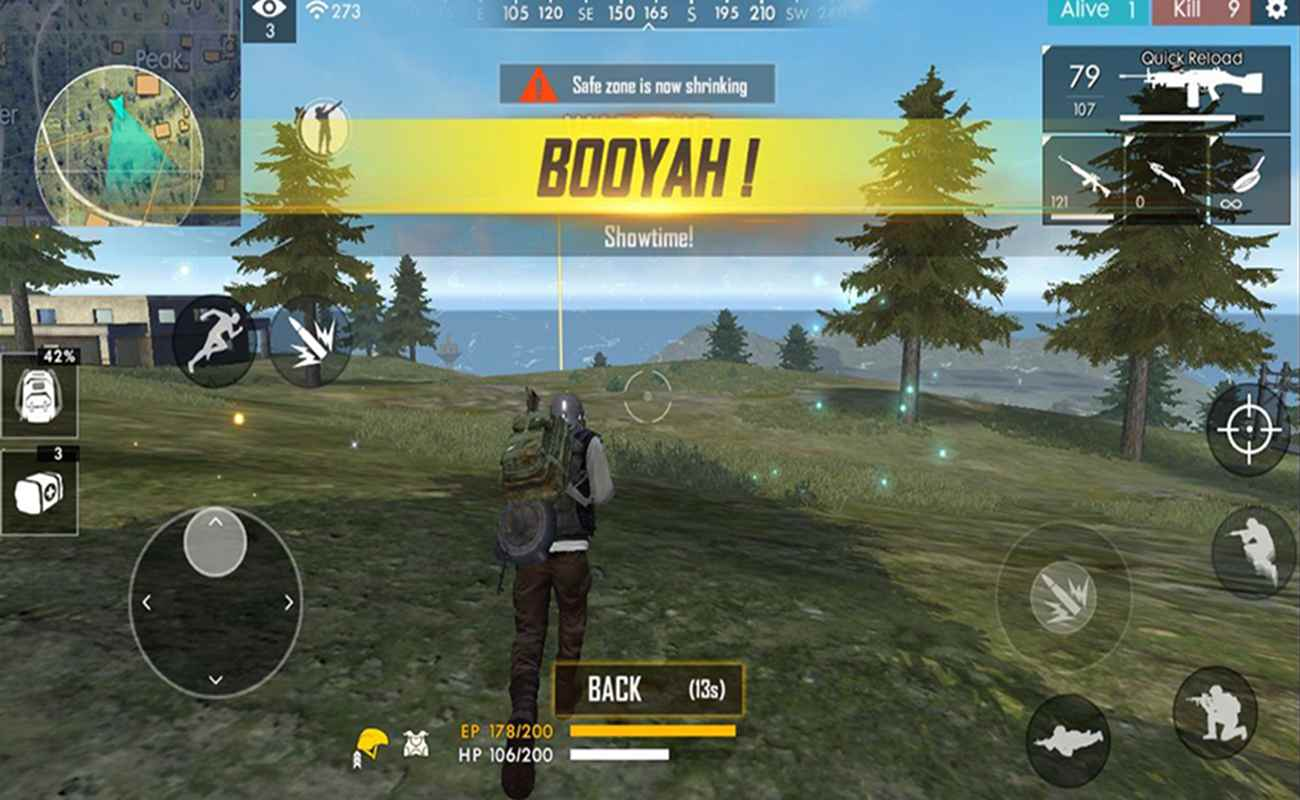 Free Fire For PC Game Winning Guide