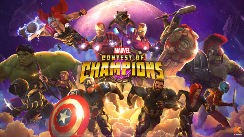 Download Marvel Contest of Champions on ...