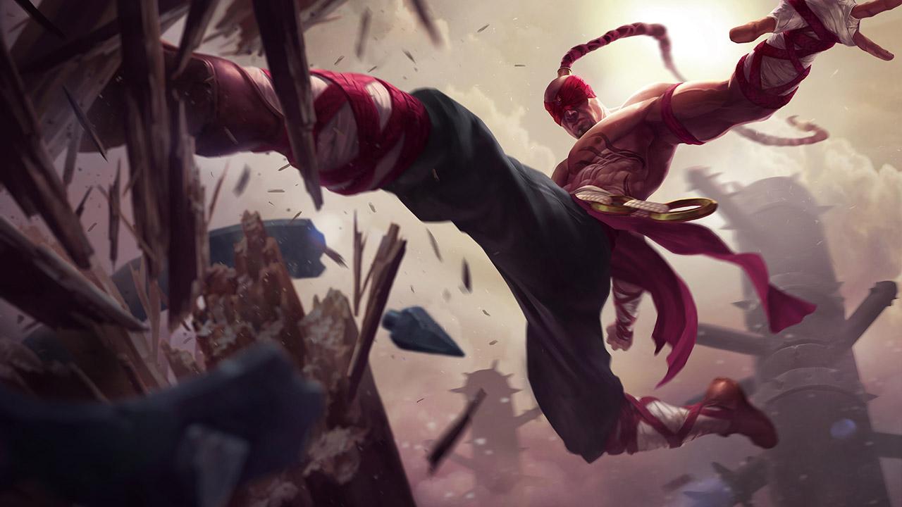 【攻略】《英雄聯盟:激鬥峽谷》盲眼武僧李星怎樣出裝?