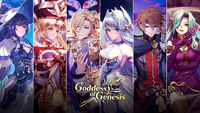 Goddess of Genesis sur PC