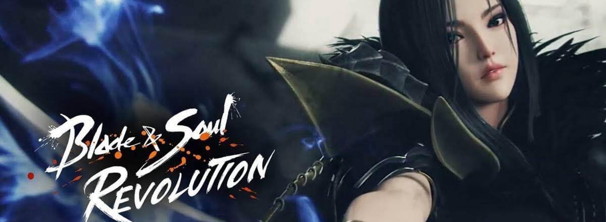 Jouer à Blade & Soul Revolution sur PC