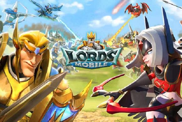 Meilleure façon de jouer à Lords Mobile