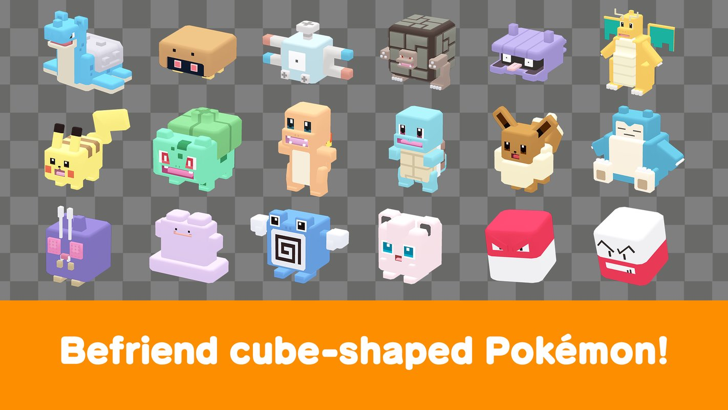Download&Play Pokémon Quest on PC with Emulator - LDPlayer