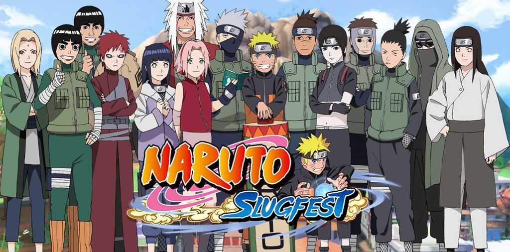 วิธีเล่น Naruto Slugfest บน PC