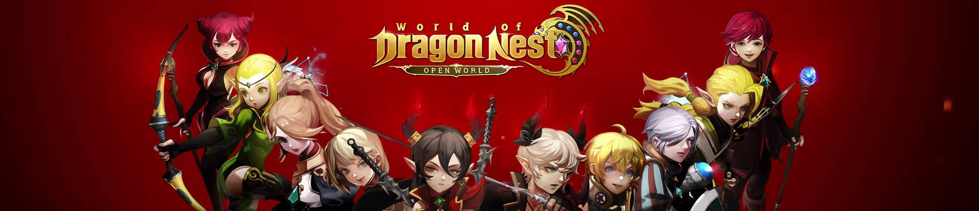 World of Dragon Nest (WoD) on pc