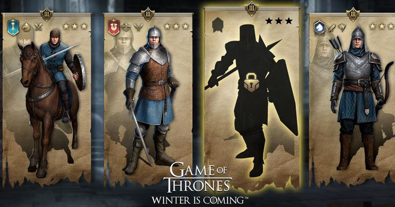 GOT Winter is coming: Commander Guide and How to Fast Level Up