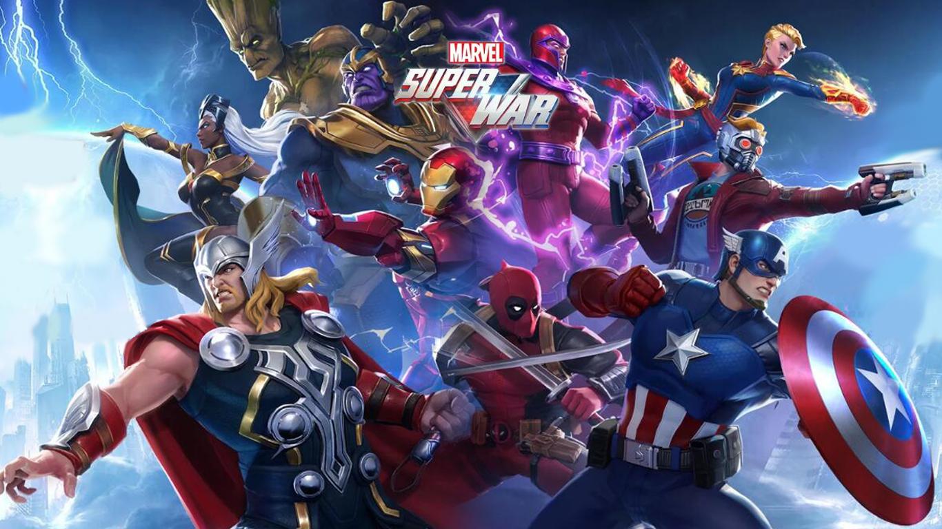 วิธีเล่น Marvel Super War บน PC