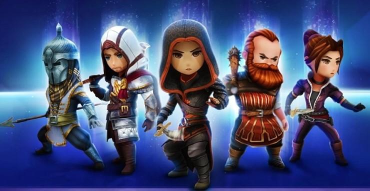 PC에서 어쌔신크리드 리벨리온 (Assassin's Creed Rebellion) 플레이할 수 있는 방법