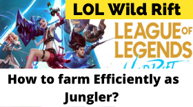 LOL: Wild Rift - How to farm Efficiently as AD Carry?