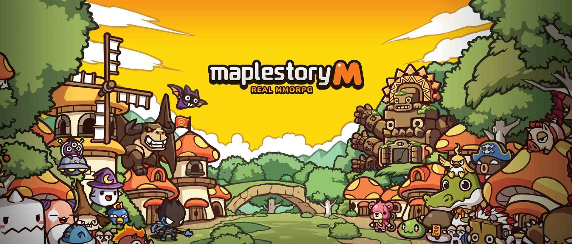 Maple Story M – Progression Guide for MMORPG Lovers
