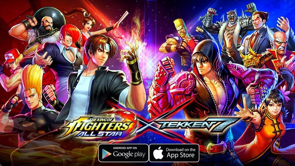 KOF ALLSTAR x TEKKEN 7 é o novo evento do game da NetMarble