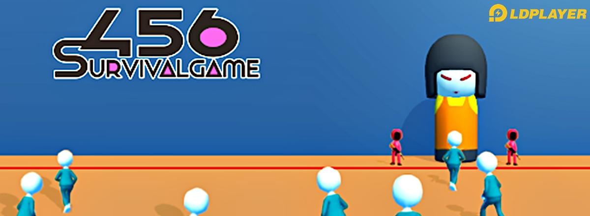 456: Survival Game, Game Android Adaptasi Drama Squid Game yang Bisa Dimainkan di PC dengan Emulator LDPlayer