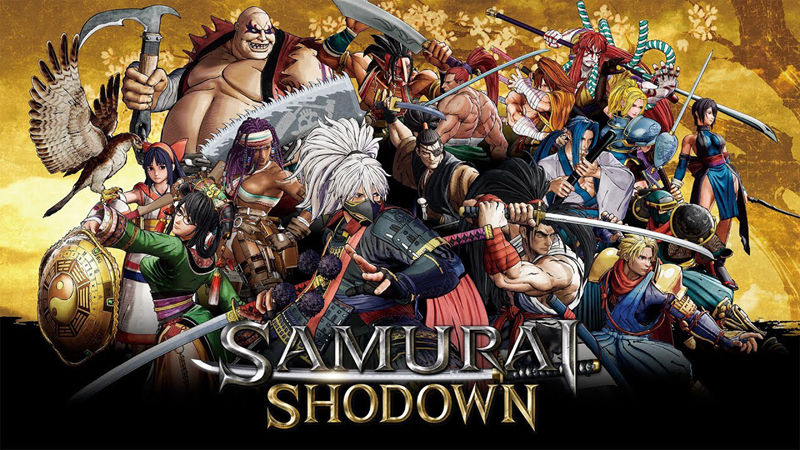 Best PC Emulator for SAMURAI SHODOWN: The Legend of Samurai